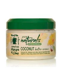 Jamaican Mango & Lime Pure Naturals With Smooth Moisture Coconut Oil Butter Creme