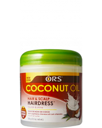 ORS Coconut Oil 156 gr