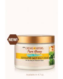 CON HONEY Scalp Refresh IRestorative Daily Scalp Cream - 4.7oz / 135ml