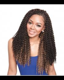 Isis Hair Faux Remi Caribbean Cork Screw Braids