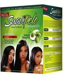 Suavi Pelo Hair Relaxer Super
