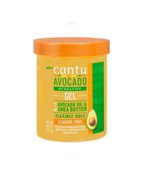 Cantu Avocado Hydrating Styling Gel - 18.5oz / 515ml