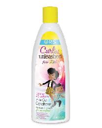 ORS Curlies Unleashed Kids In-or-Out Conditioner 8oz.
