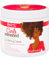 Curls Unleashed ORS Curl Defining Creme 454 gr