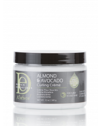 Desing Essentials Natural Almond and Avocado Curling Creme 340 gr