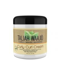 Taliah Waajid Curly Curl Cream - 6oz / 177ml