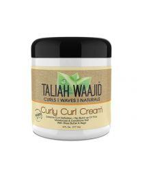 Taliah Waajid Curly Curl Cream - 6oz / 177ml