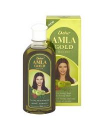 Dabur Amla Hair Oil Gold