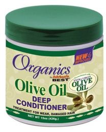 Africas Best Organics Olive Oil Deep Conditioner