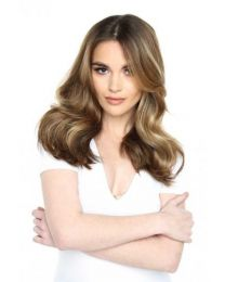 "Beauty Works Celebrity Choice - 100% Double Drawn Remy Human Hair 120g - 16""/40cm"