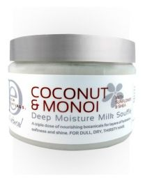Design Essentials Naturals Coconut & Monoi Deep Moisture Milk Souffle