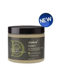 Design Essentials Natural Honey Curl Forming Custard with Honey and Chamomile 2