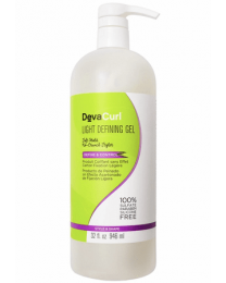 DevaCurl Light Defining Gel - 32oz / 946 ml