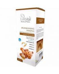 Herbital Argan & Ginseng Shampoo