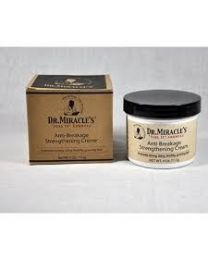 Dr. Miracles Anti-Breakage Strengthening Creme 113 gr