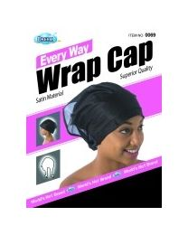 Dream Every Way Wrap Cap