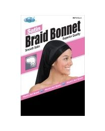 Dream Satin Braid Bonnet