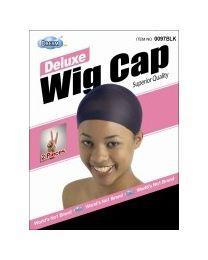 Dream Deluxe Wig Cap Black