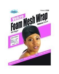 Dream Foam Mesh Wrap Cap