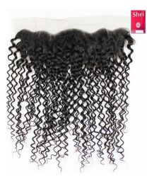 Indian Shri Hair Frontal - Jerry Curl