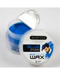 Morfose Hair Color Wax - Blue
