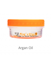 Eco Styler Play' N Stay Edge and Style Control Gel Argan Oil