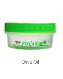 Eco Styler Play' N Stay Edge and Style Control Olive Oil