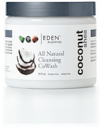 Eden Bodyworks Coconut Shea Cleansing Co Wash
