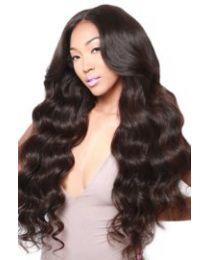 100% Virgin Remi Human Hair Loose Wave / Golvend Haar