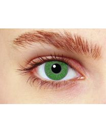 Hollywood Colorlenses Natural Emerald Green