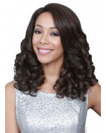 Bobbi Boss MLF142 Chandra 100% Premium Fiber Lace Front Wig