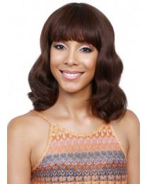 Bobbi Boss Human Hair Wig MH1253 Sandy