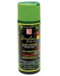 Fantasia IC Brazilian Hair Oil - Keratin Spray Treatment