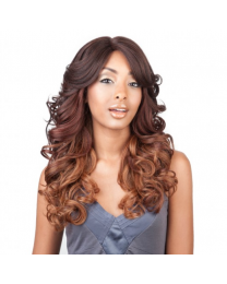 Isis Red Carpet Lacefront Feather Flip 3