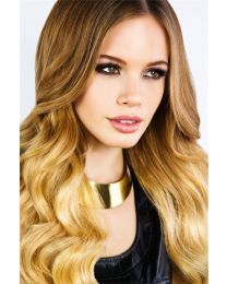 Beauty Works Celebrity Choice Flat Tips Keratin Bonds Ombre 45 cm
