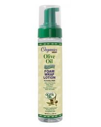 Africas Best Organics Olive Oil Foam Wrap Lotion