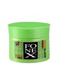 Fonex Mattelook Wax