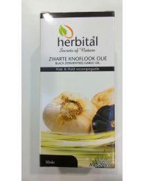 Herbital Black Garlic Oil 50 ml