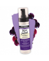 Aunt Jackie's FRIZZ PATROL Anti-Poof TWIST & CURL SETTING MOUSSE 8oz / 237ml
