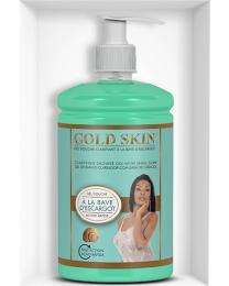 Gold Skin Snail Slime Gel Douche 500ml