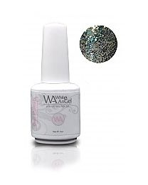 White Angel Confetti Green Gelpolish 15 ml