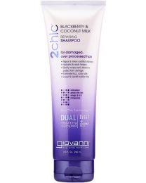 Giovanni Cosmetics 2Chic Blackberry & Coconut Milk Repairing Shampoo