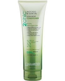 Giovanni Cosmetics 2Chic Avocado & Olive Oil Ultra Moist Conditioner