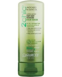 Giovanni Cosmetics 2Chic Avocado & Olive Oil Ultra Moist Deep Deep Moisture Mask