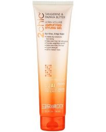 Giovanni Cosmetics 2Chic Tangerine & Papaya Butter Ultra Volume Amplifier Styling Gel