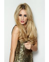 Beauty Works Gold Double Weft 50 cm