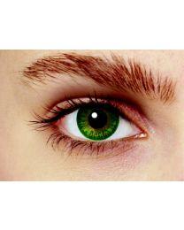 Hollywood Colorlenses Blends Green