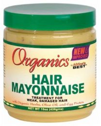 Africas Best Organics Hair Mayonnaise