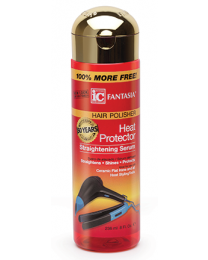 Fantasia IC Hair Polisher Heat Protector Straightening Serum