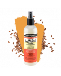 Aunt Jackie's Half & Half – Hydrating Silkening Hair Milk - 12oz / 3545ml